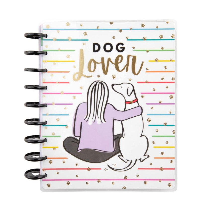 2021 Classic Happy Planner® - Dog Lover Classic Vertical - 12 Months