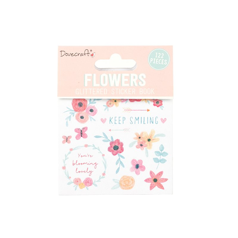 122 Stickers - Flowers