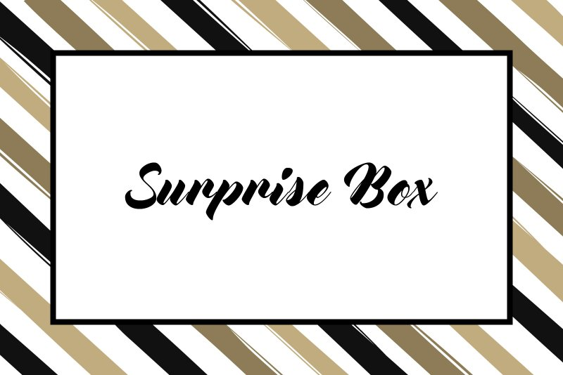 Surprise Box in abbonamento: 4 INVII