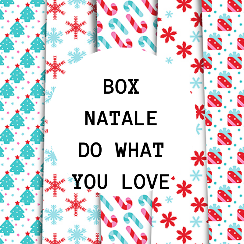 BOX Natale 1 Do what you love