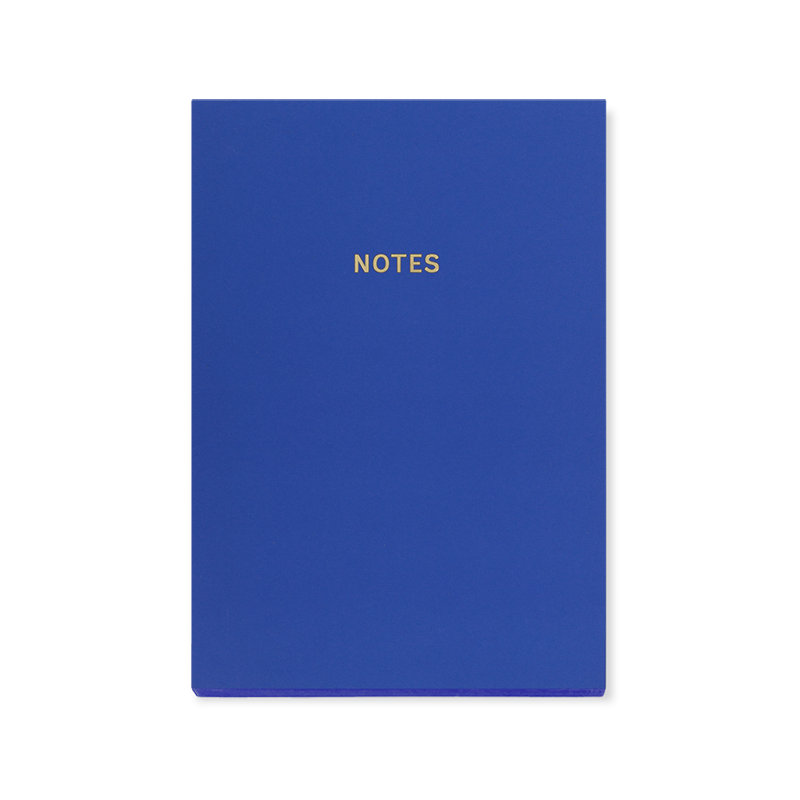 NOTEBOOK A5 lusso - Royal Blue
