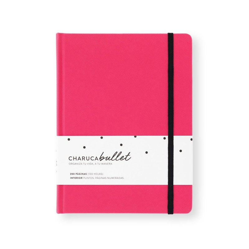 Bullet Journal Puntinato MAGENTA  A5