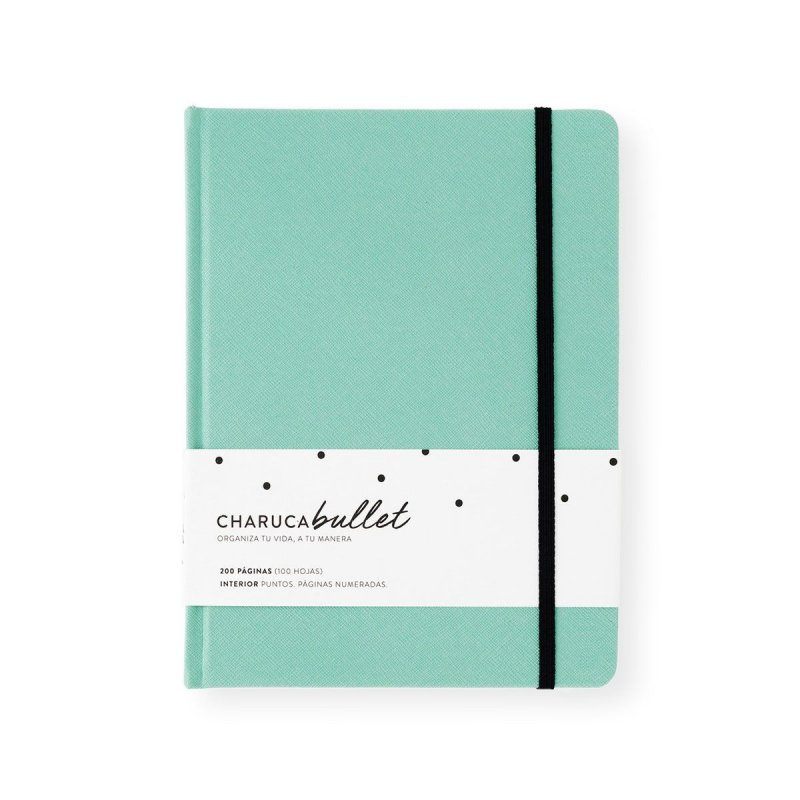 Bullet Journal Puntinato MINT A5