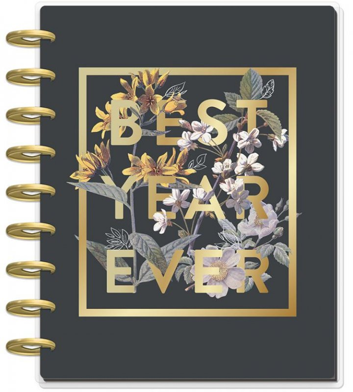 Classic Happy Planner® - Vintage Botanical - 18 MESI  2019/20