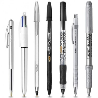 Ed. Limitata  Box Writing SET BIC SILVER