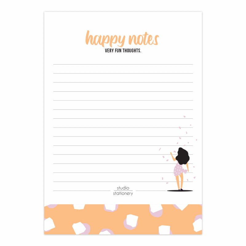 Happy Notes - Very Fun Thoughts