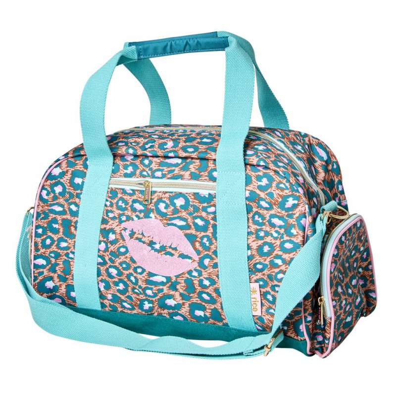 Borsa - Travel Bag Leopard