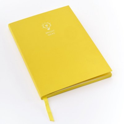 Notebook A5 - Bright Ideas