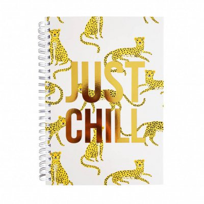 Notebook A5  JUST CHILL