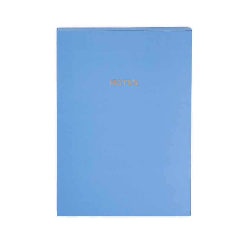 NOTEBOOK A5 lusso - Cornflower blue