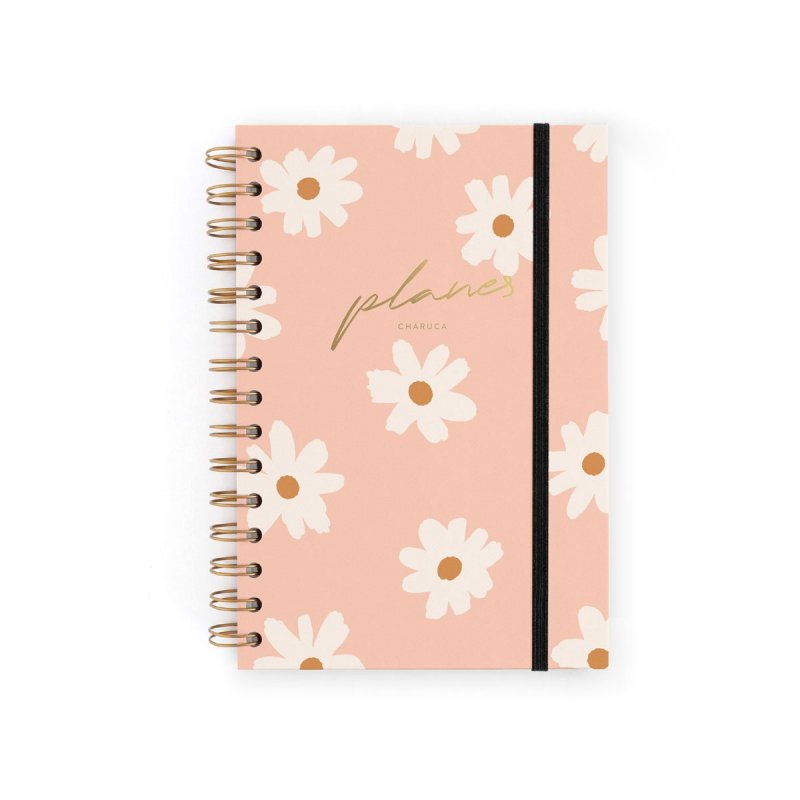 Planner Charuca Settimanale - Floral