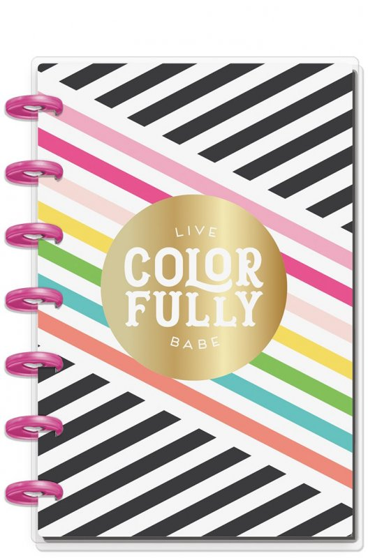 Mini Happy Notes™ - Live Colorfully RIGHE