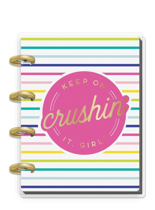 Micro Happy Notes™ - Memo Book - Crushin' puntinato