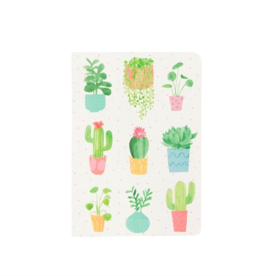 Pocket Notebook Cactus
