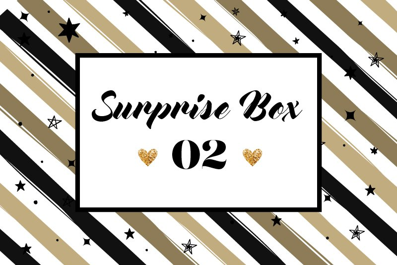Surprise Box in abbonamento: DUE INVII