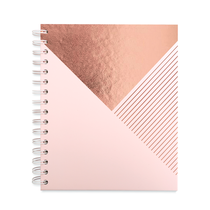 Organizer Shimmer Pink Champagne