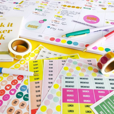 Sticker Book - Studio Stationary