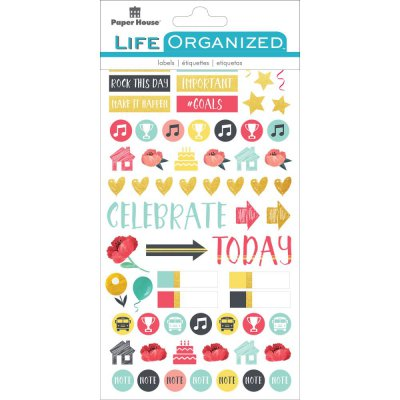 Stickers per Planner - Family
