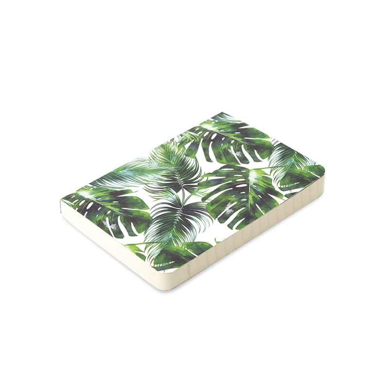 Pocket Notebook Tropical Palm